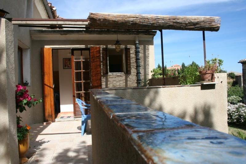 Gite 'La Maison du POTIER' à CAUNES-MINERVOIS, location de vacances à Caunes-Minervois
