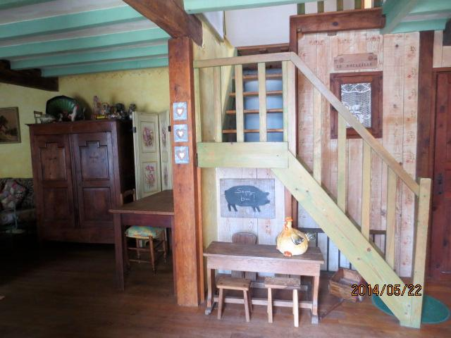 quiet cottage, warm and comfortable in the heart of the Regional Park Ariège Pyrenees