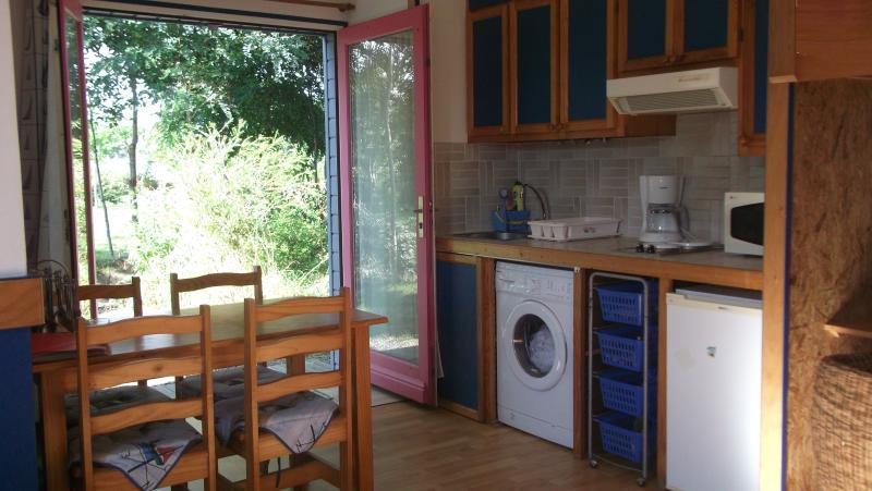 Studio ' Les Vieux Gréements ', holiday rental in Finistere