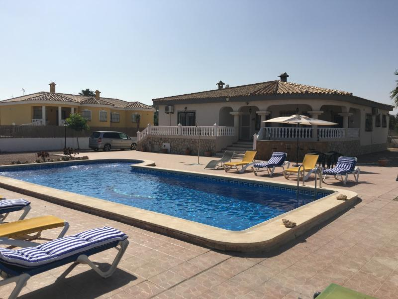 6 bed 3 bath luxury  villa with private pool