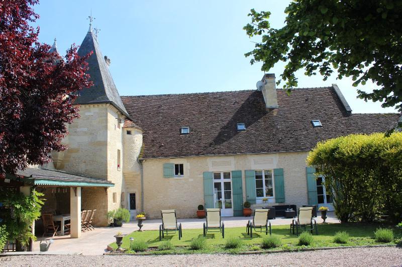 Gite proche de Caen - Manoir de Beaurepaire, location de vacances à Potigny