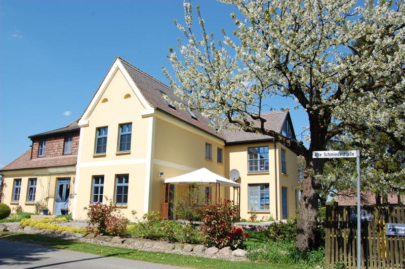 Haus von der Straße