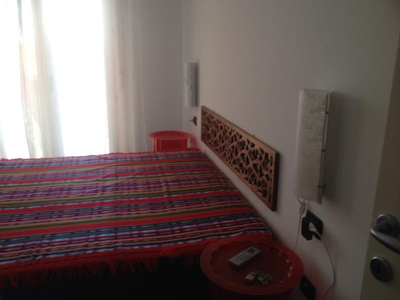 Double room with exit to the terrace
