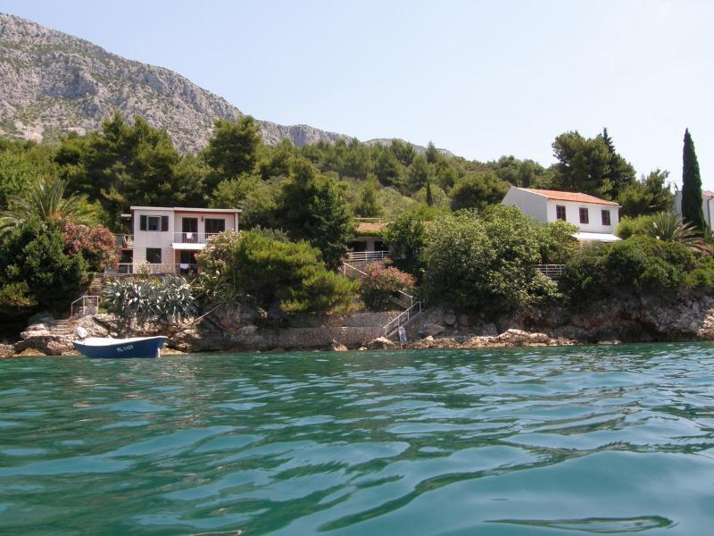 House by the sea, location de vacances à Zaostrog
