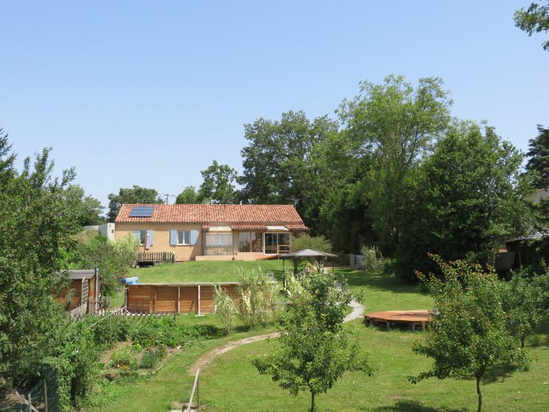 l'Antre-Parenthèse, holiday rental in Montgey