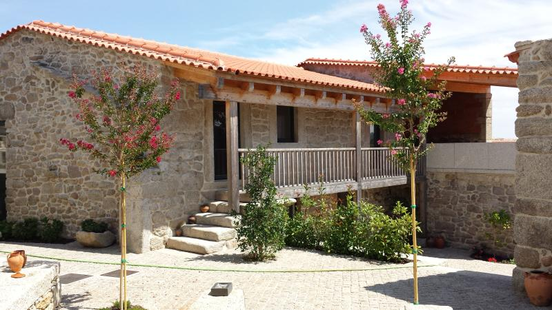 Casas de Campo da Barroca - T1, vacation rental in Aguiar Da Beira