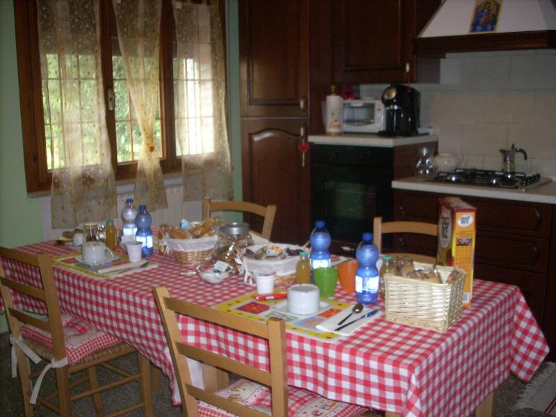 B & B ANTICHE MURA, vacation rental in Valsanzibio
