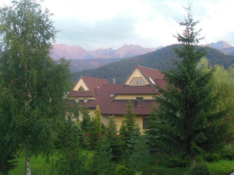 appartement situé à 20min du centre de Zakopane, vacation rental in Rzepiska