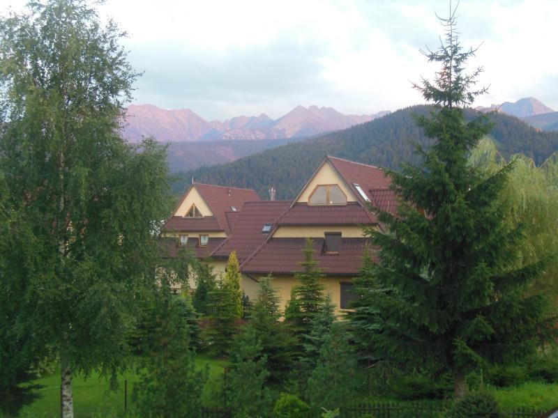 appartement situé à 20min du centre de Zakopane, holiday rental in Czarna Gora