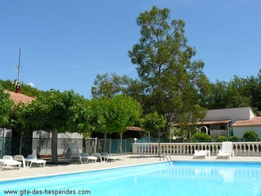 Gite des Hespérides VERDON, holiday rental in Valensole