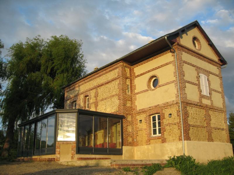 Maison avec vue exceptionnelle sur Deauville, location de vacances à Saint-Gatien-des-Bois