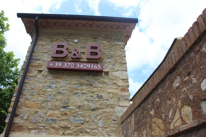 B&B CANNETO, holiday rental in Spicchio-Sovigliana