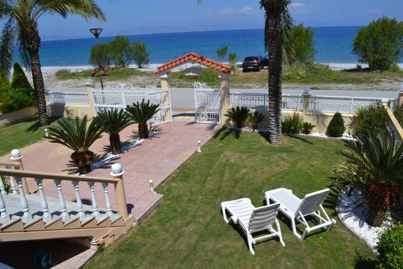 seaside villa, location de vacances à Rhodes (ville)