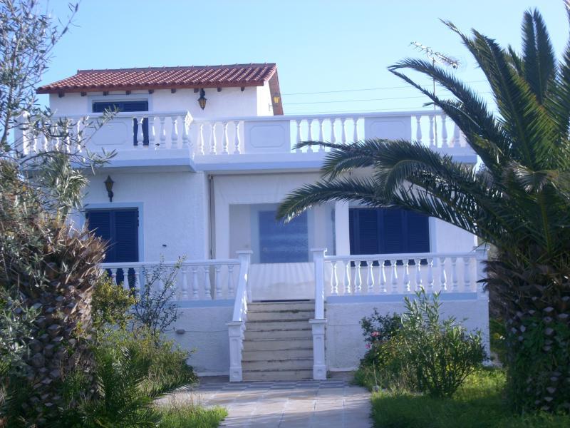Villa Myrto, holiday rental in Vlacheronitissa