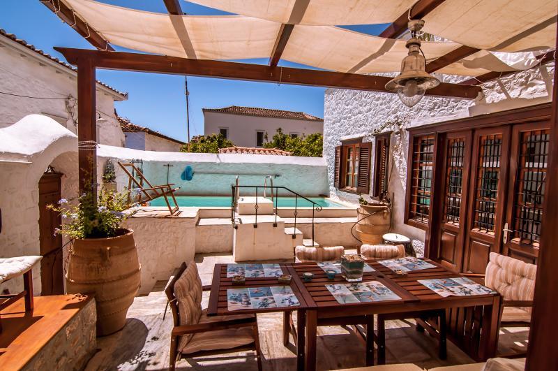 Villa Andreas, location de vacances à Îles du Golfe Saronique