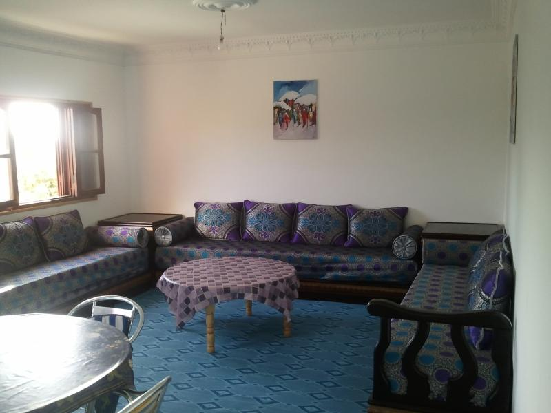 Maginifique appartement dans quartier résidentiel, alquiler de vacaciones en Arcila