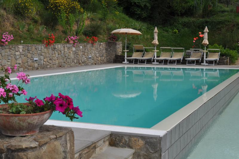 Castagno, vacation rental in Nusenna