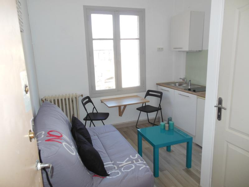 louer appartement Marseille studio coquet