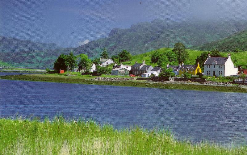 Tigh Tasgaidh. Dornie. Kyle Of Lochalsh. Highlands, holiday rental in Inverinate