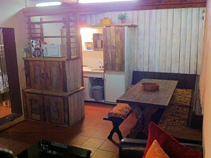 Studio for seasonal rent - Verbier centre, alquiler vacacional en Verbier