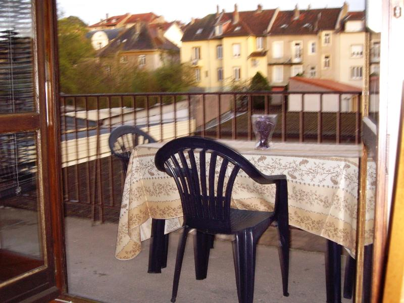 Appartement Plantières, holiday rental in Ottonville