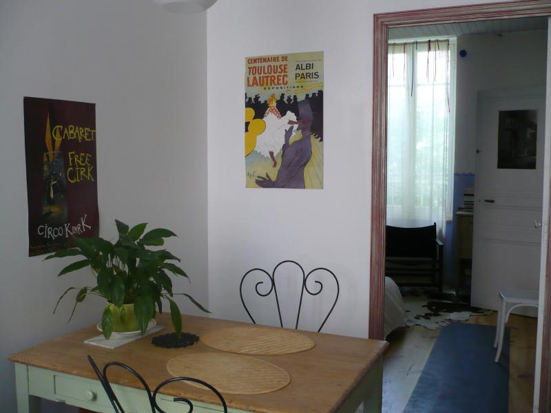 Appartement calme 2 pièces, proche de l'Hypercentre, holiday rental in Toulouse