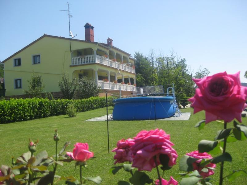 Apartman'Zarečki krov'-Tanja, vacation rental in Pazin