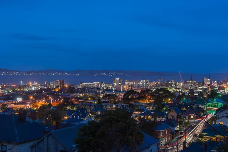 View from City Lights