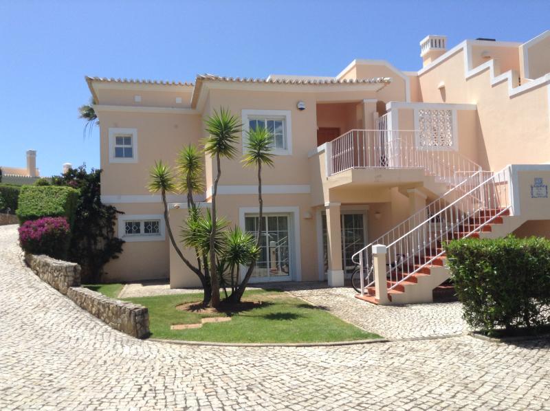 Casa da Agua front entrance
