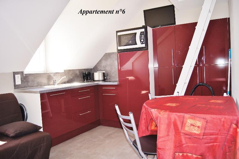 Appartements n°6, casa vacanza a Rang-du-Fliers