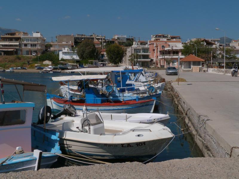 Pesca Vista porto de barco