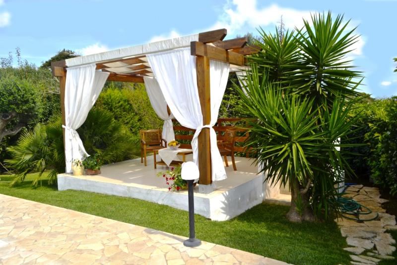 Gazebo by the Pool