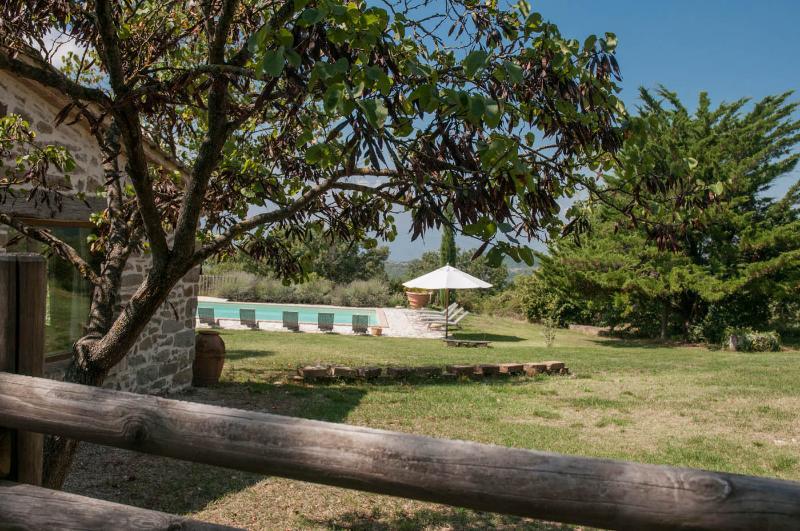 Agriturismo in collina il Tamantino - Azzurra, location de vacances à Pierantonio