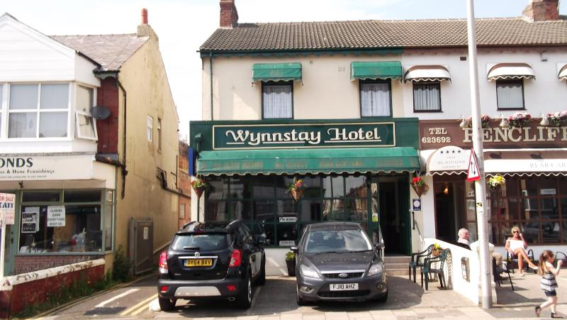 The Wynnstay Hotel, holiday rental in Blackpool