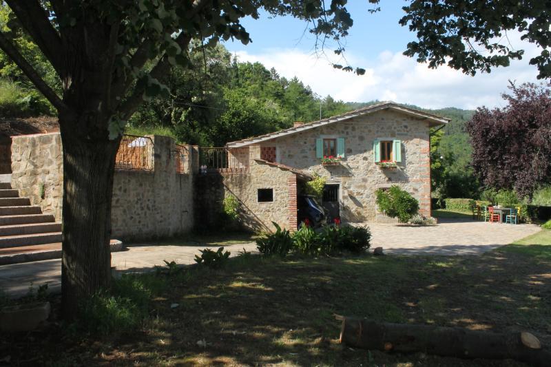 La terrazza del bosco verde, holiday rental in Chiesina Uzzanese
