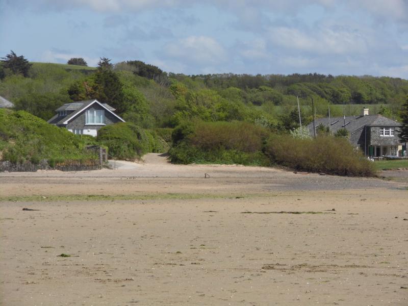 Porthilly beach