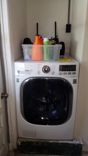 LG All in one washer/dryer