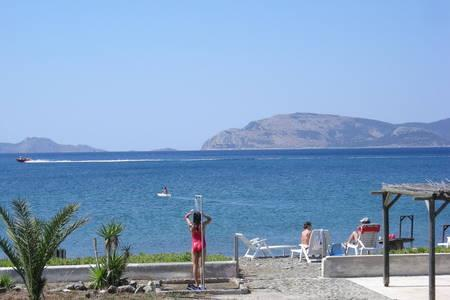 Dream vacation right by the sea!, vacation rental in Thermisia