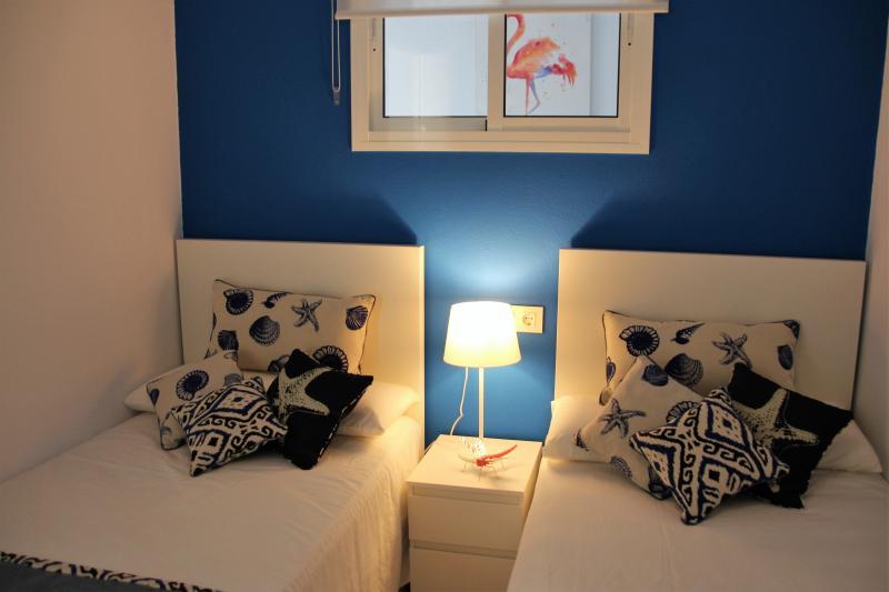 Dormitorio doble  twin