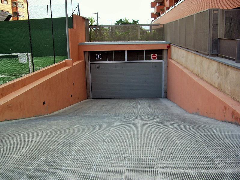 Disponibilidad de cómoda plaza de garaje, acceso.