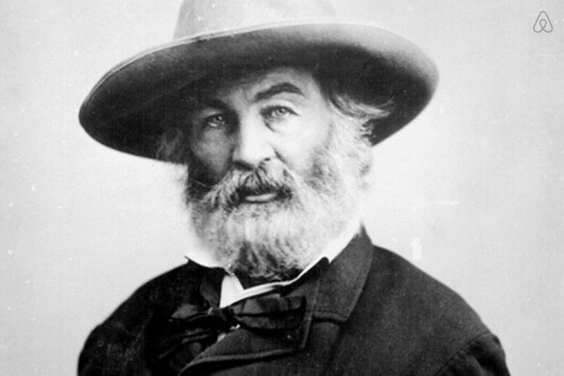Poet Walt Whitman called Fort Greene home