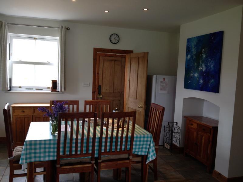 Salle à manger du Nord Cottage