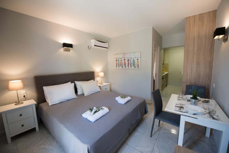 REGALO COZY STUDIO IN KARIOTES/ FLAT 2, vacation rental in Lefkada