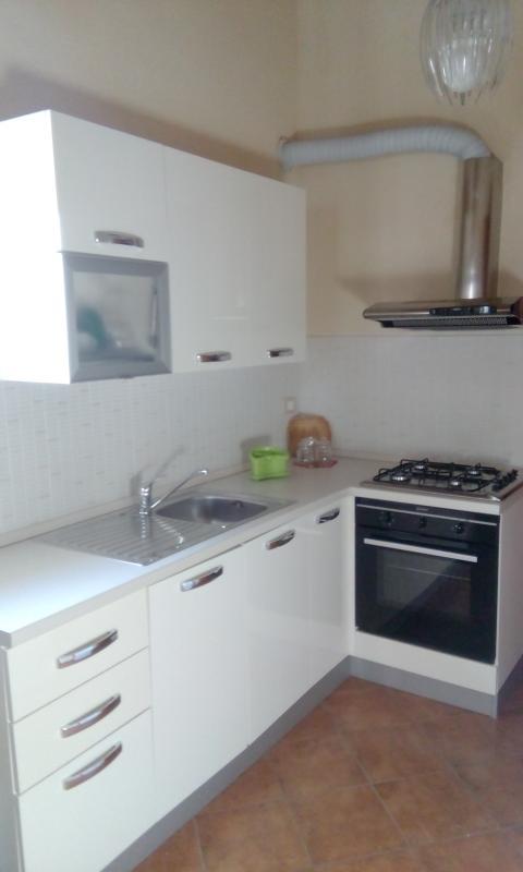 Cucina completa + utensili + lavatrice