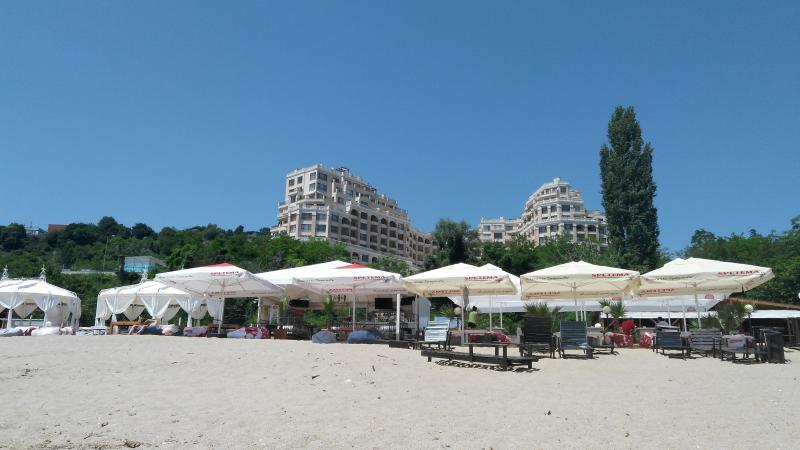 view from Kabakum beach