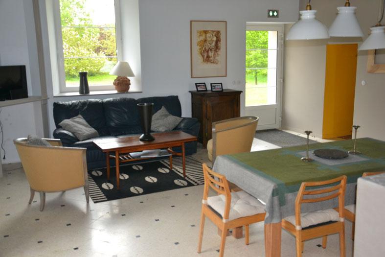 La Chauderie de Vaux Clairoix, holiday rental in Sezanne