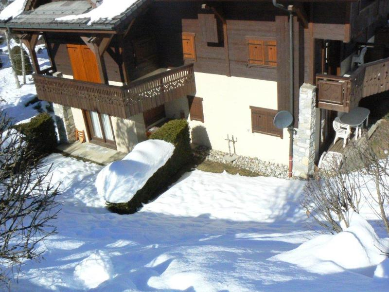 Apartment Bellachat, 8 people, at the foot of ski slopes
