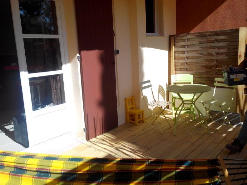 Monolocale con cucinino Costa Azzurra, holiday rental in Sollies-Pont
