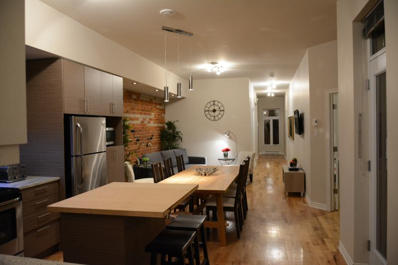 Living-Dining area.