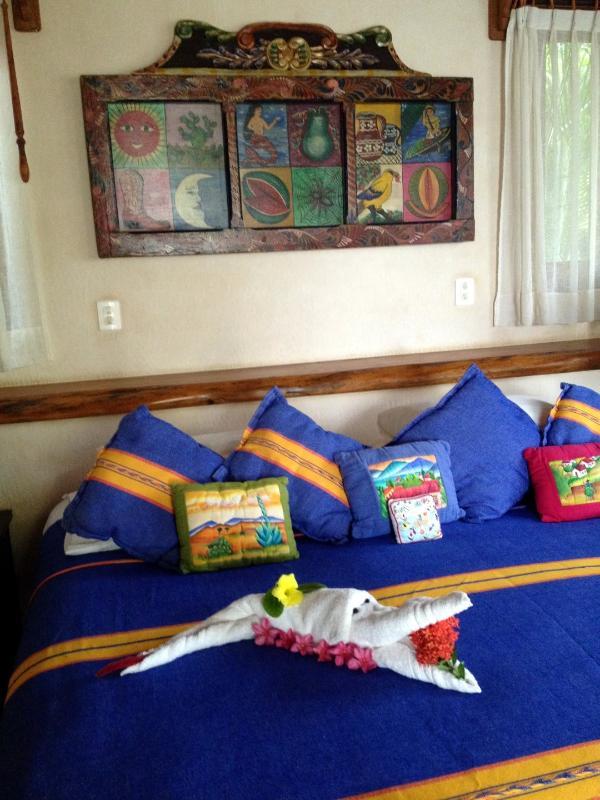 Croc comfort in La Ola Suite